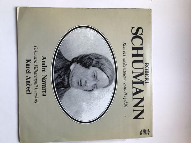 Robert Schumann winyl vinyl