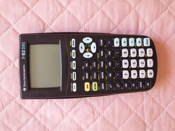 Calculadora gráfica Texas TI- 82 STATS