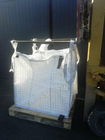 Worki Big Bag Używane do złomu metali kolorowych hurt 90/90/120cm
