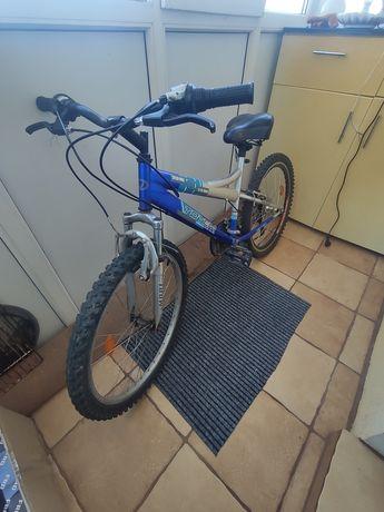 Велосипед Totem 24'' 16'' синий