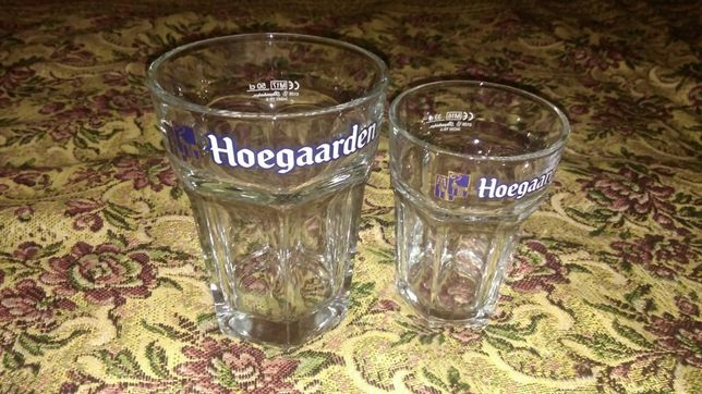 Пивные бокалы Хугарден 0.5 (Hoegaarden) ! Снизил цену !