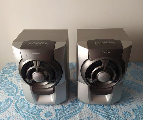 Colunas Samsung PS 938E (180º Power Space Surround Speaker System)