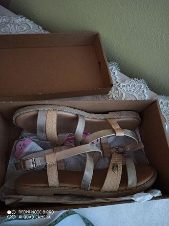 Sandałki dziewczęce rozmiar 31 jak nowe