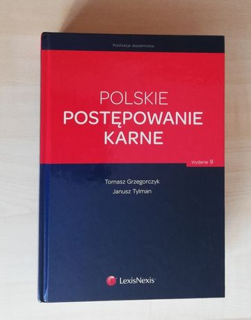 Polskie postępowanie karne - Podręcznik LexisNexis