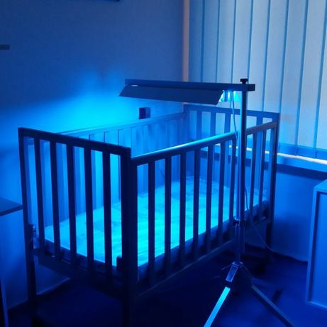 Лампа для лечения желтушки прокат аренда Запорожье (фотолампа)