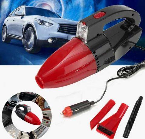 Автомобильный пылесос Vacuum Cleaner 12V