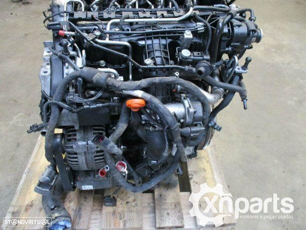 Motor SKODA OCTAVIA II (1Z3) 1.6 TDI | 06.09 - 04.13 Usado REF. CAYC