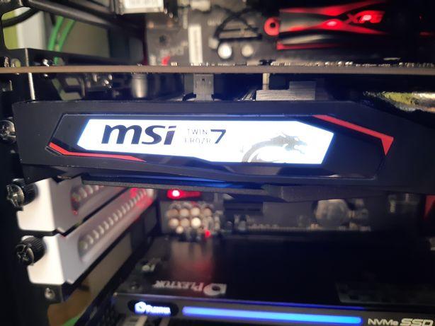 Komputer do gier   Msi Gtx 1650   32 Gb RAM   2x Dysk SSD 500 Gb  