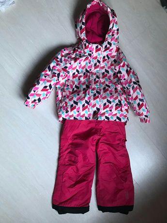 Лыжный комбенизон lupilu куртка +штаны