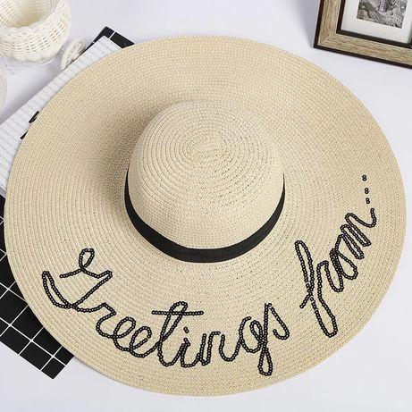 Nowy kapelusz na wakacje