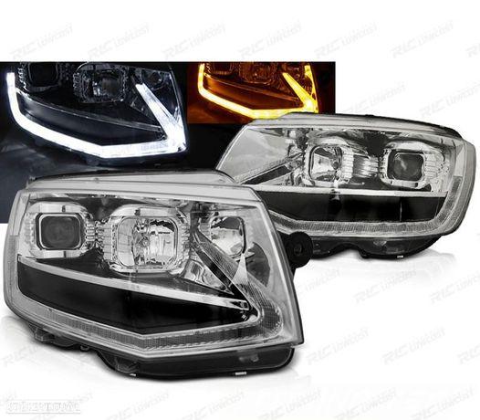 VW T6 2015/2019 FAROS TUBE LIGHT SEQ CON INTERMITENTE DINAMICO