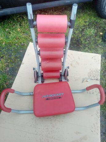 AB-ROCKET TWISTER urządzenie do ćwiczenia brzucha.