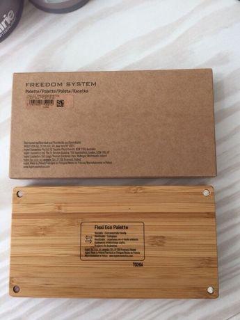 Продам новую деревянную палетку для теней inglot.