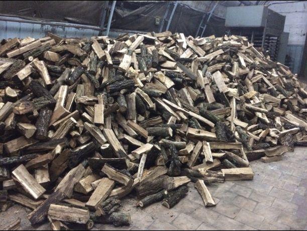 Продам Колотые (Сухие) Дрова1100 куб,дуб,граб,ясен...Есть Чурки