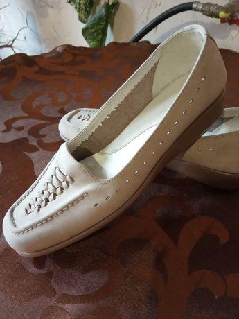 Туфлі (натуральна шкіра)