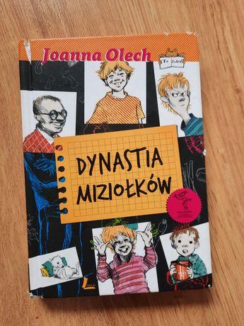 Lektura Dynastia Mikołów Joanna Olech