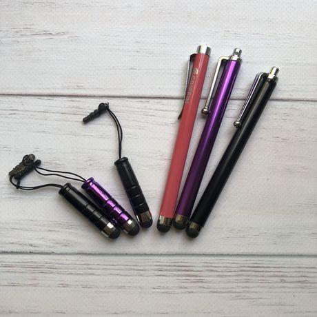 6 штук ручка стилус для телефона планшета сенсор