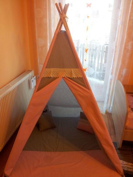namiot tipi dla dziewczynki wys.170