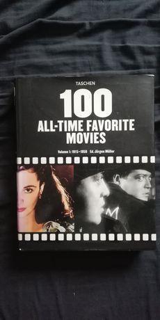 "Livro ""100 All-Time Favorite Movies"" da Taschen (portes grátis)"
