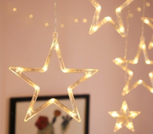 Новогодняя гирлянда Stars