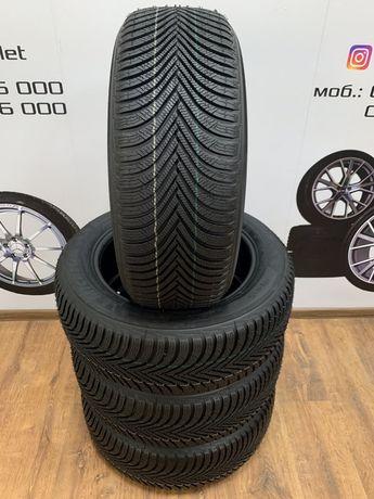 Новая зимняя резина Michelin Alpin5 225/55 R17 97H