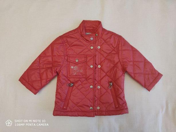 куртка на девочку 12 мес демисезоная фирмы I do Dodipetto Италия
