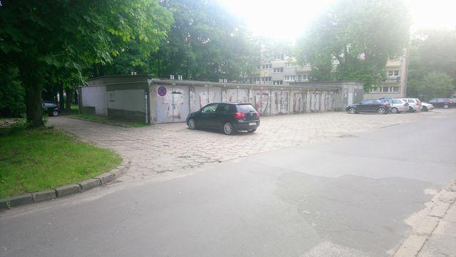 Sprzedam garaż ,Łódź Teofilów