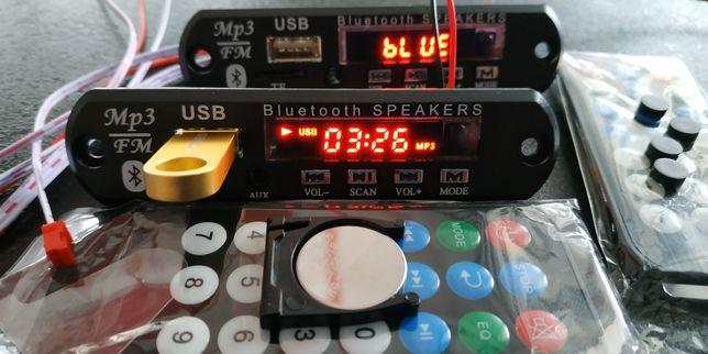 ОРИГИНАЛ! Bluetooth 5-15V модуль,USB/MP3/AUX и приемник FM ЛУЧШАЯ ЦЕНА