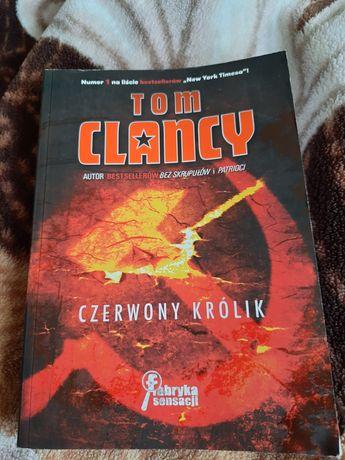 Czerwony Królik Tom Clancy