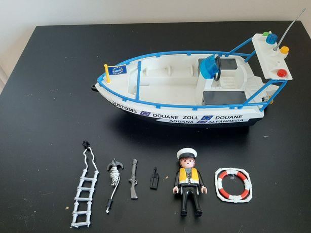 Playmobil  łódka