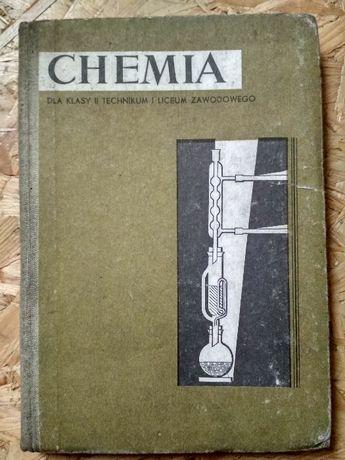 Chemia dla Klasy 2 Technikum i Liceum Zawodowego