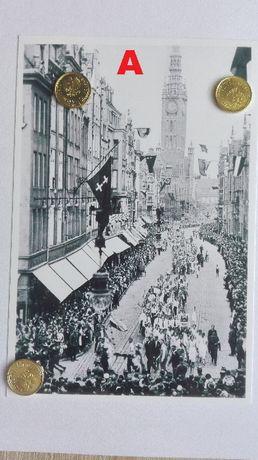 Danzig fotografie unikatowe zdjęcia przedwojennego Gdańska