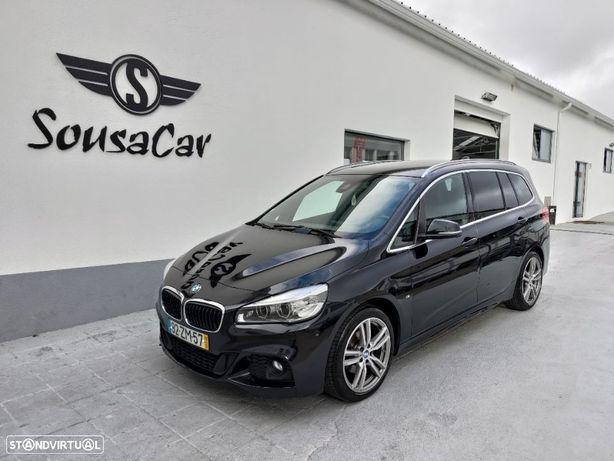BMW 216 Gran Tourer d Pack M