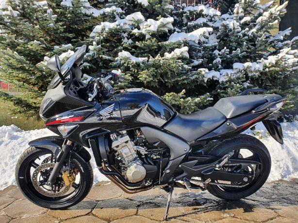 Honda CBF 600S / ABS / Nowe opony + napęd / Niski przebieg / Śliczna
