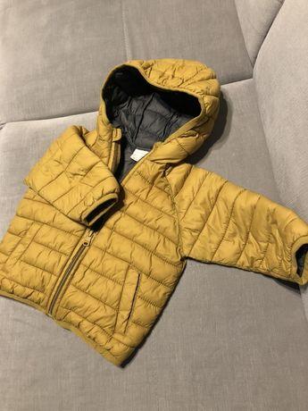 Lekka przejściowa kurtka Zara 80