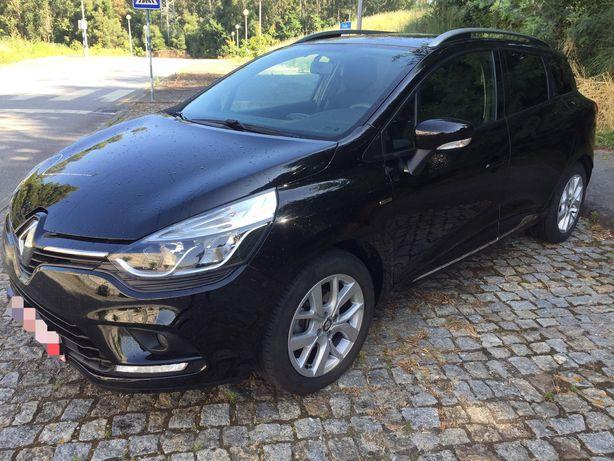 Renault Clio IV Gasolina Ano 2019 com 17 Mil Km (Garantia até 5 anos)