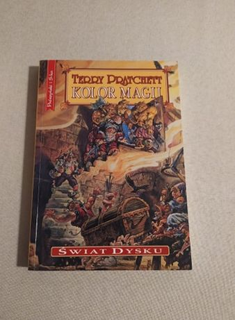 Terry Pratchett - Kolor magii