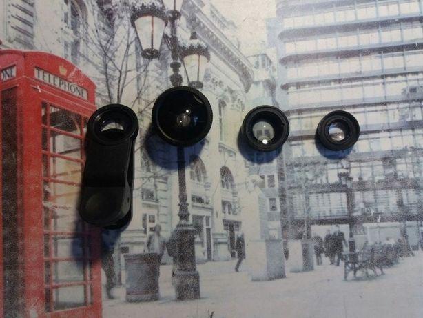 Obiektywy na telefon
