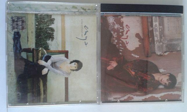 cd s -2- de Enya originais usados