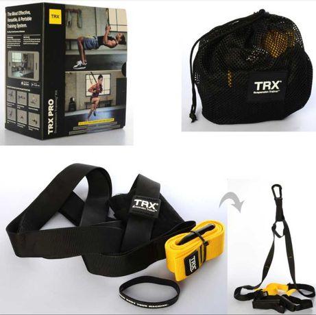Петли подвесные тренировочные TRX Professional PRO Pack-4