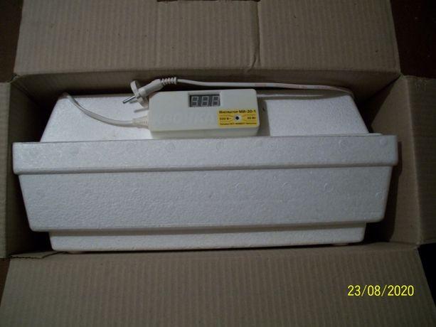 КВОЧКА МИ-30-1-С Инкубатор ламповый інкубатор ручной переворот