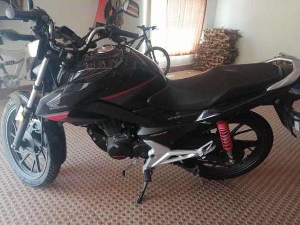 Vendo Honda CBF 125F
