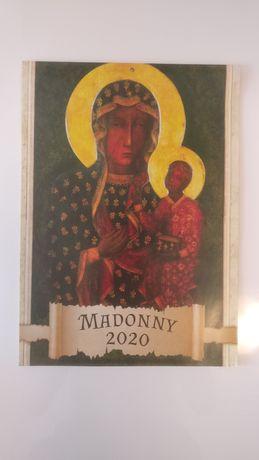31x kalendarz Madonny 2020