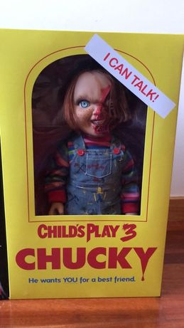 Chucky oficial da Mezco Child´s Play 3