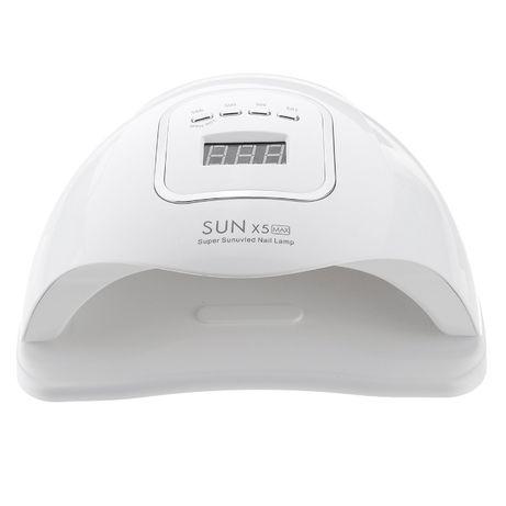 UV LED лампа SUN X5 MAX 150 Вт для сушки гель-лака
