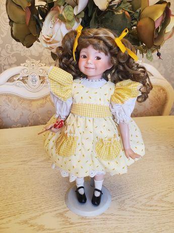 фарфоровая коллекционная кукла Диана Эффнер Dianna Effner