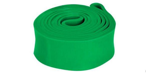Guma Power Band - Zielona Opór/moc naciągu: 23-57 KG