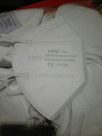 Maski ochronne KN95 FFP2 ORYGINAŁ Z CERTYFIKATEM 900szt