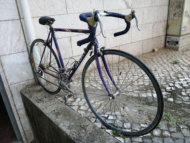 Bicicleta peugeot estrada antiga p restauro