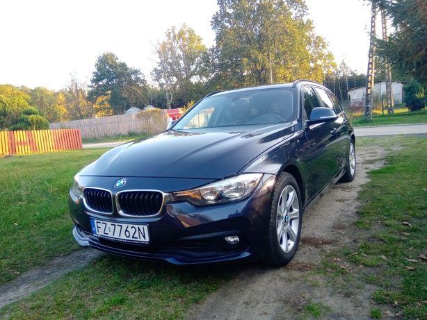BMW 3 f31 318d Lift, LED zamiana OKAZJA 123 tys km